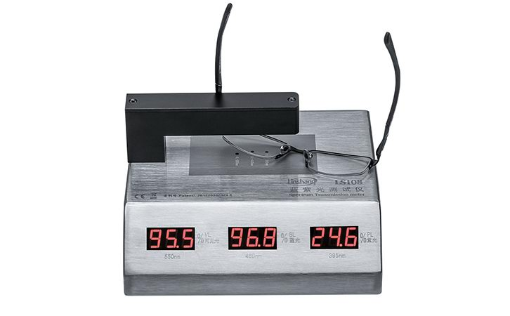 Anti-blue Glass Lens Tester, Myopia People Should Pay Attention