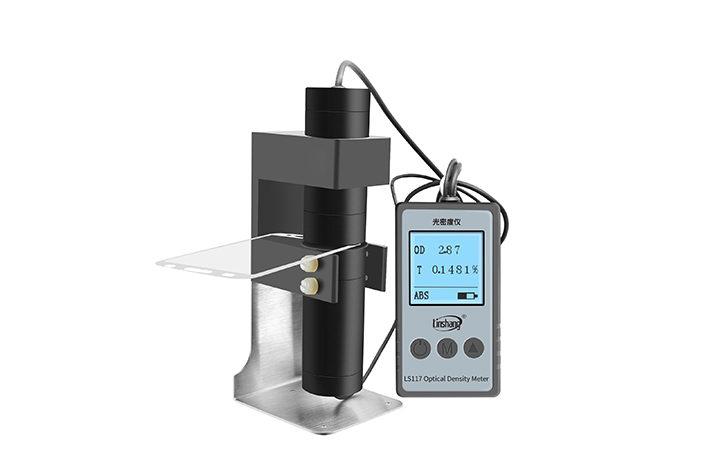 LS117 densitometer