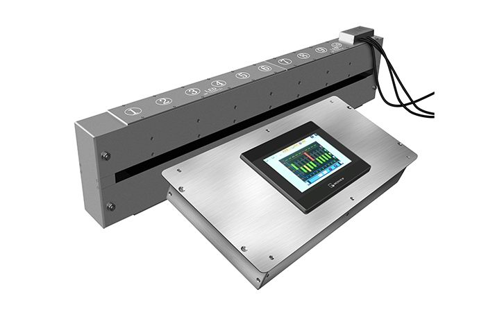 Fourth Upgrade Vacuum Coating Online Thickness Measuring System