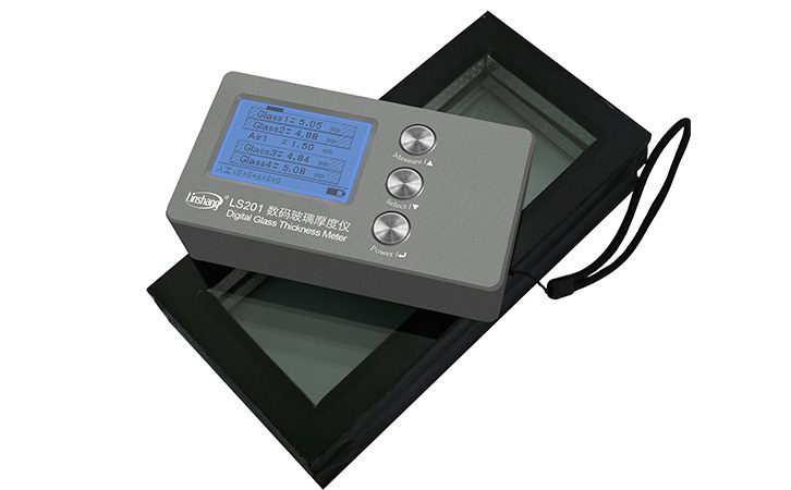 LS201 Digital Glass Thickness Meter