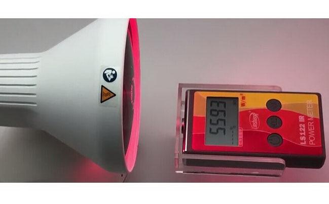 LS122 IR power Meter