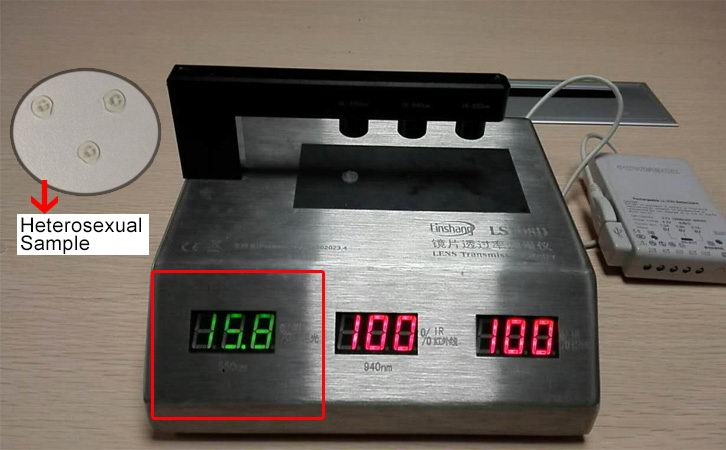 LS108D IR Ink Transmission Meter