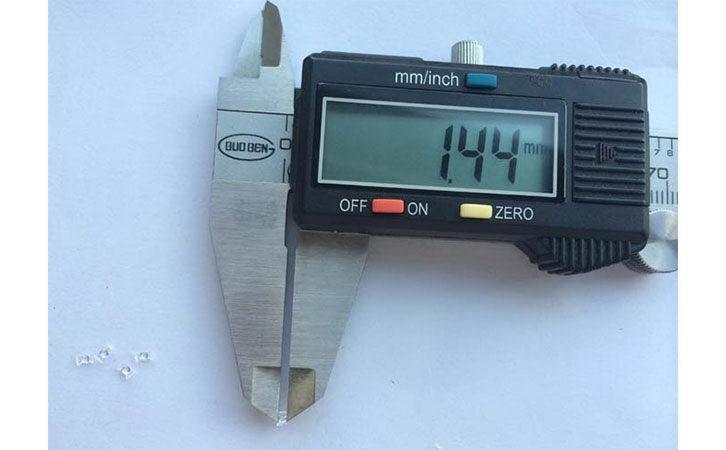 LS117 optical density meter
