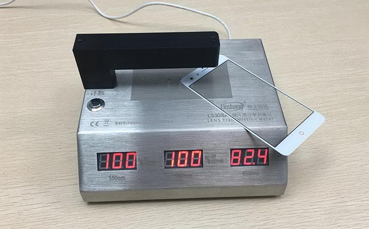 LS108A lens transmittance meter