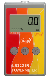 LS122 infrared power meter
