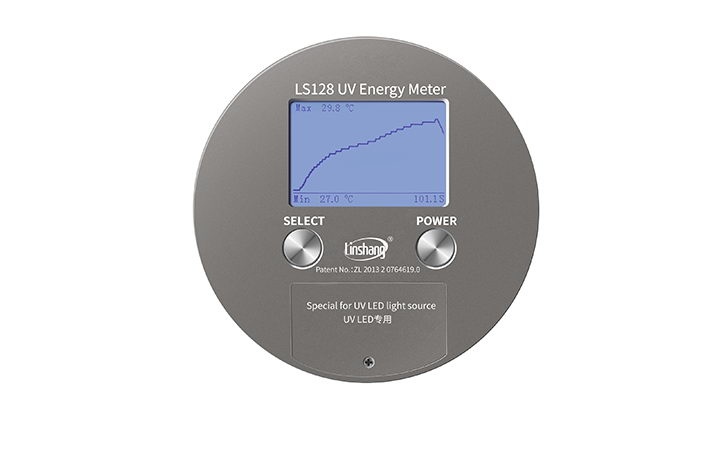 LS128 UV energy meter