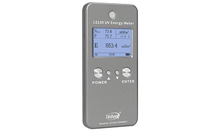 LS130 uv irradiance meter