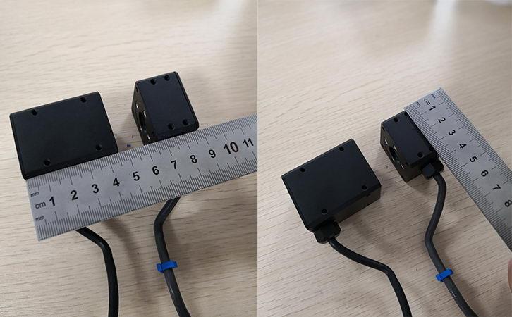 vacuum coating thicknes measuring system