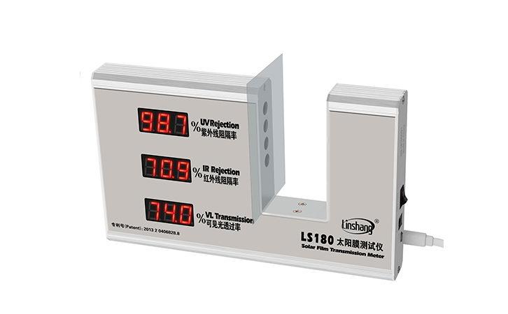 LS180 Solar Transmission Meter