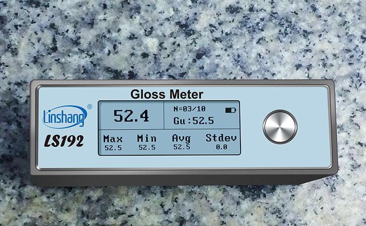 LS192 marble gloss meter