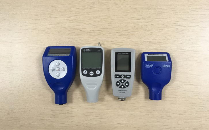 LS220B paint coating thickness meter