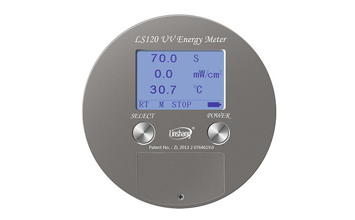 LS120 UV Energy Meter
