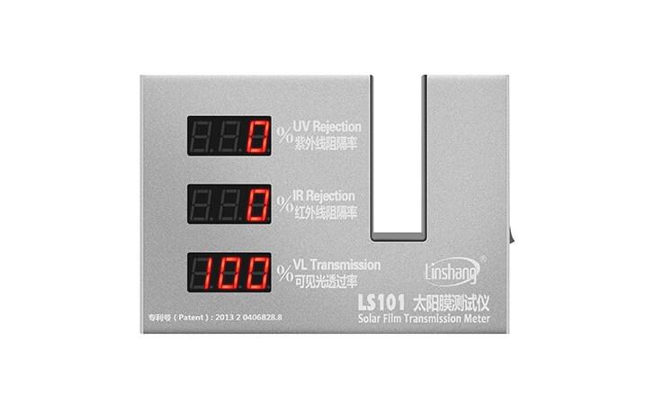 LS101 Solar Film Transmission Meter