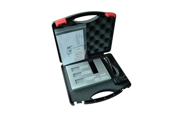 Window Tinting Meter packing box