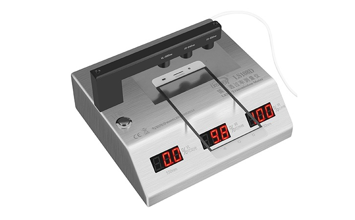 Transmittance and  Optical Density Meter