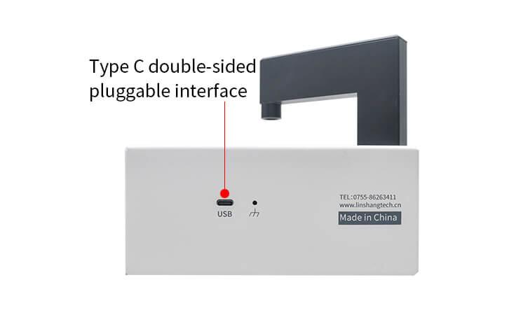 spectrum transmission meter Type C interface