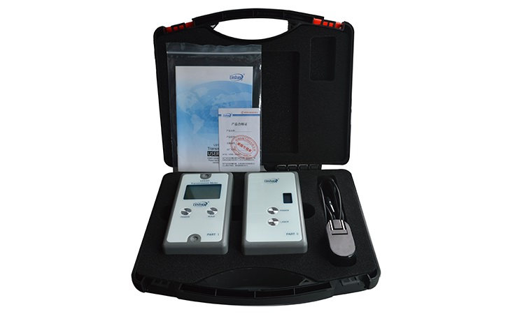 LS110 light transmittance meter packing box