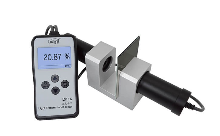 light transmission meter