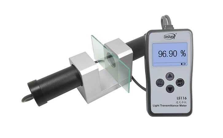 High accuracy Light transmittance meter