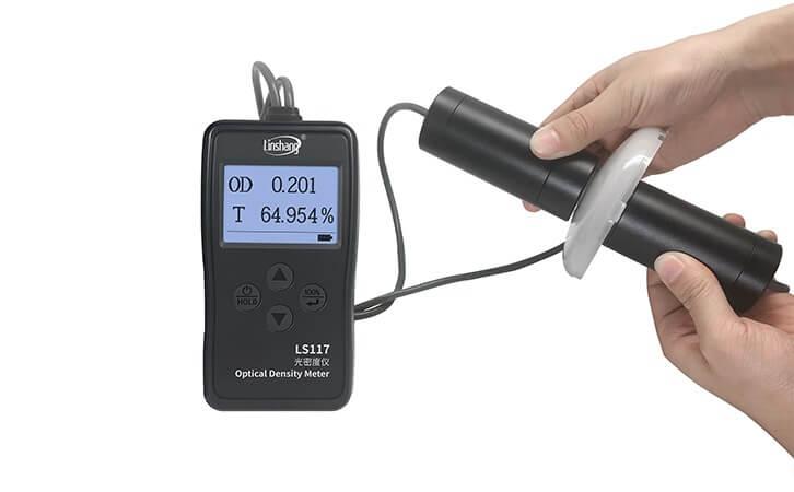 transmission densitometer