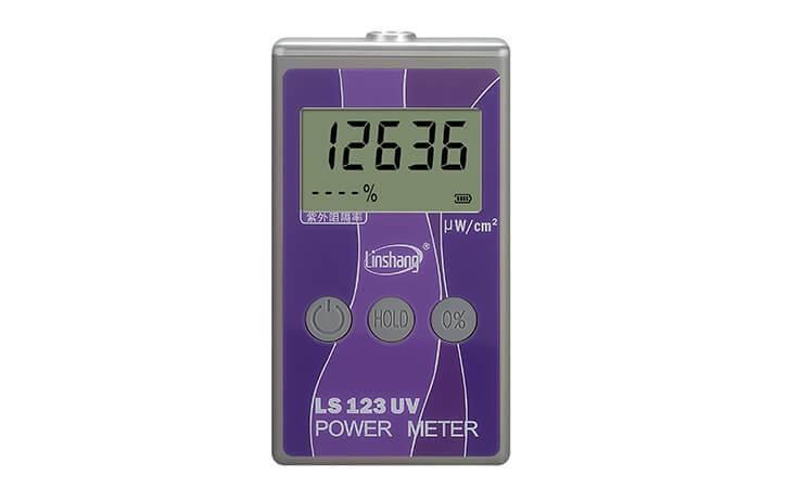LS123 UV Power Meter