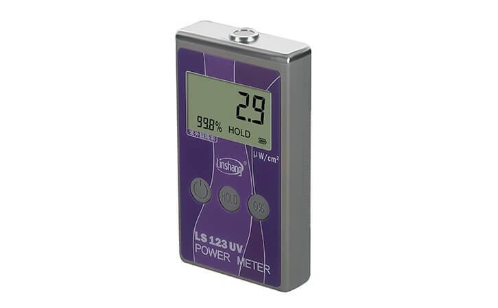 Ultraviolet intensity meter