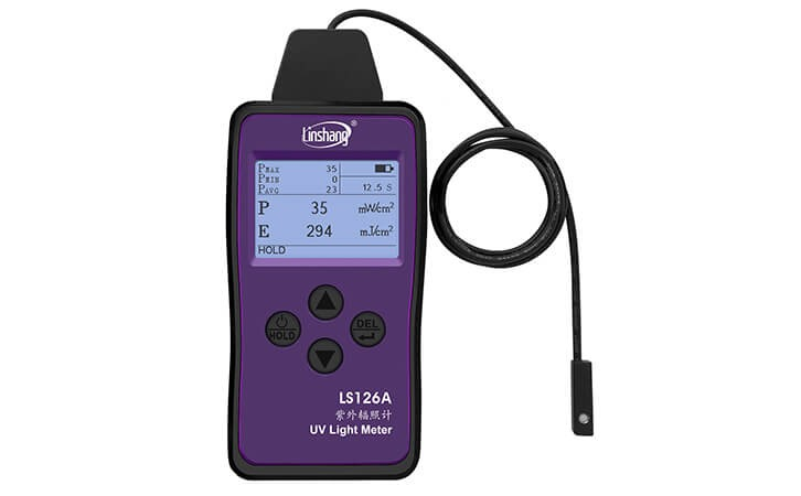LS126A UV Light Meter