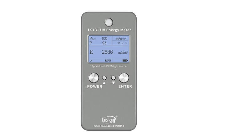 LS131 UV Energy Meter