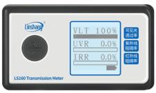 LS160 window film transmission meter