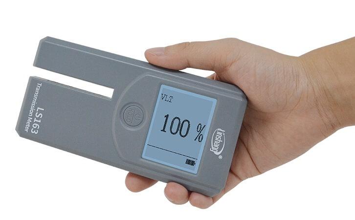 portable transmission meter