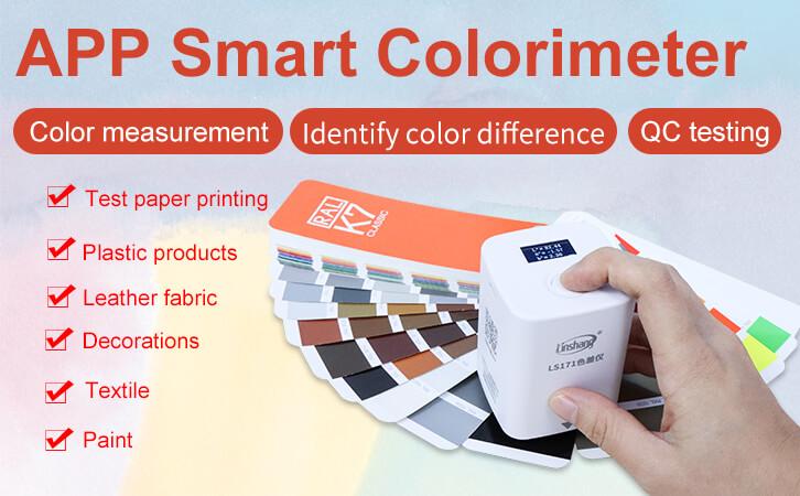 App smart colorimeter