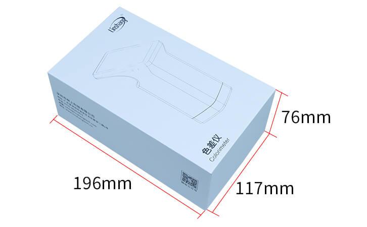colorimeter packing