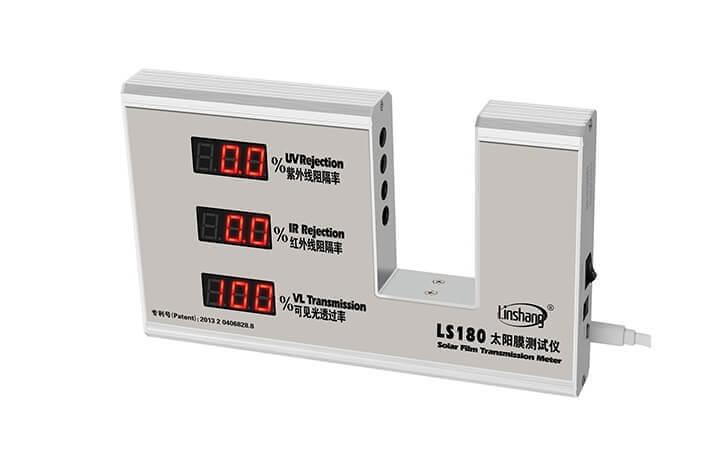 LS180 Solar Film Transmission Meter