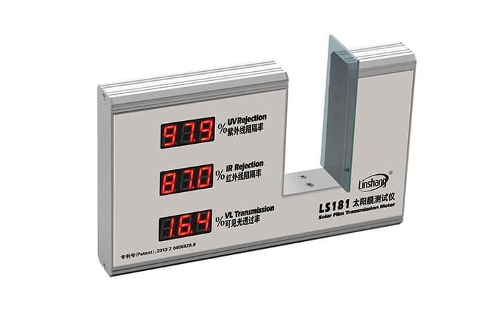 LS181 Solar Film Transmission Meter