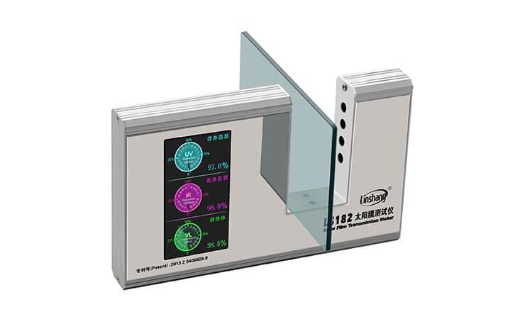 LS182 window tint meter