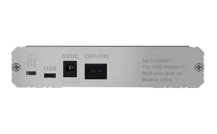 LS182 solar film transmission meter side face