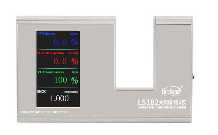 LS182 Solar Film Transmission Meter
