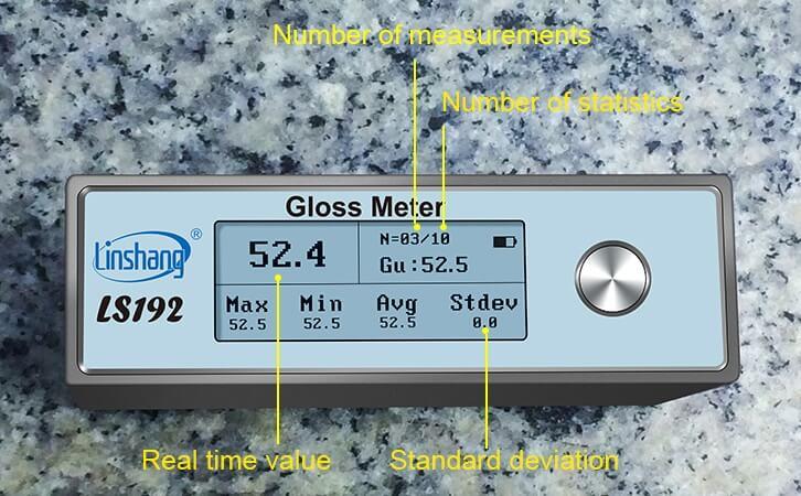 192 gloss meter