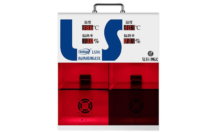 LS301 Solar Film Temperature Meter