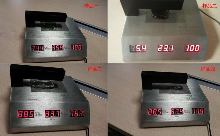 Spetrum Transmission Meter