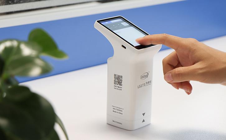 handheld colorimeter