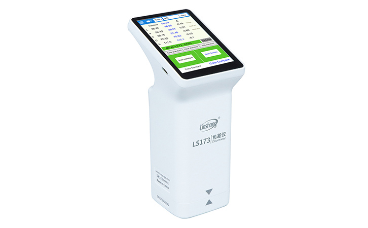 LS173 D/8 Colorimeter with Touch Screen