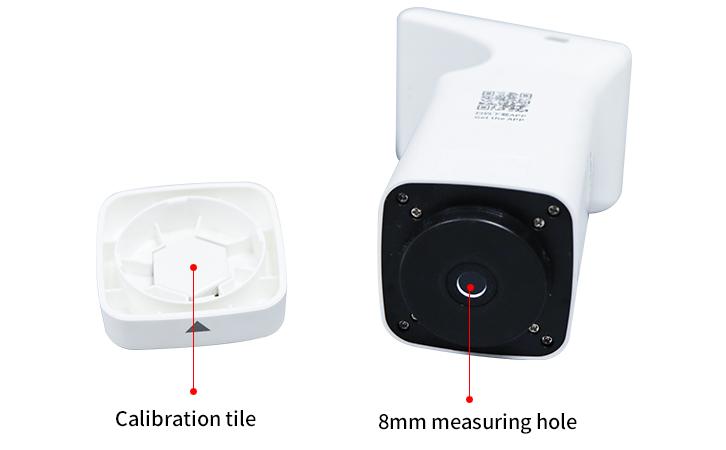 colorimeter calibration board