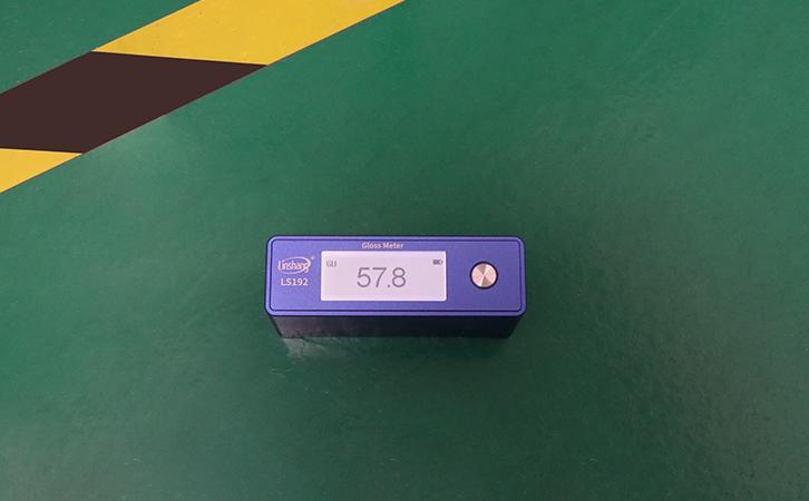 LS192 measuring paint