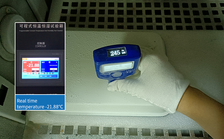 car paint thickness gauge used at-20℃