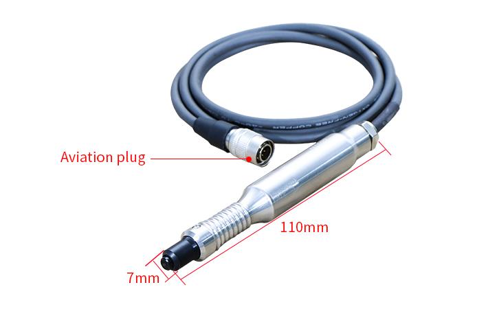 coating thickness gauge probe