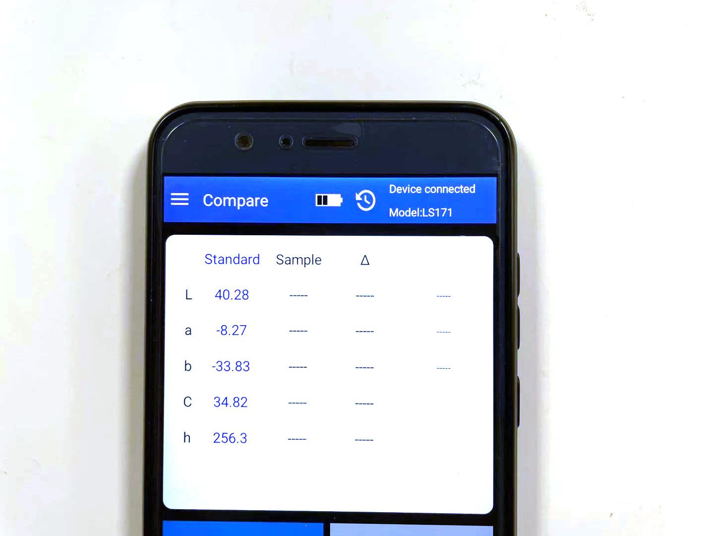 Color quality control App
