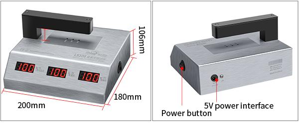 Spectrum Transmission Meter