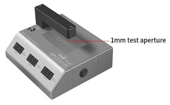 LS108A lens transmittance meter aperture
