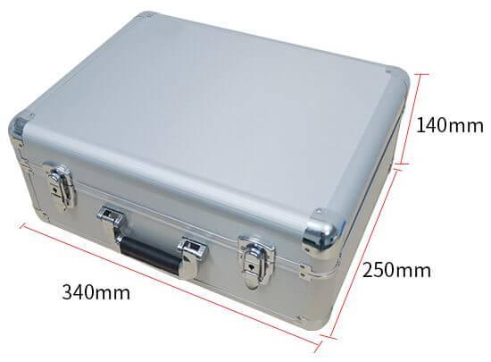 Lens Transmission Meter package